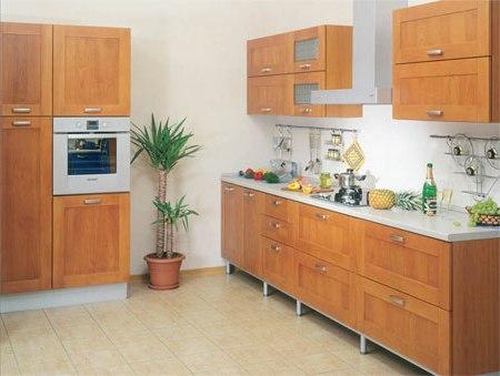 Красивые кухонные фасады