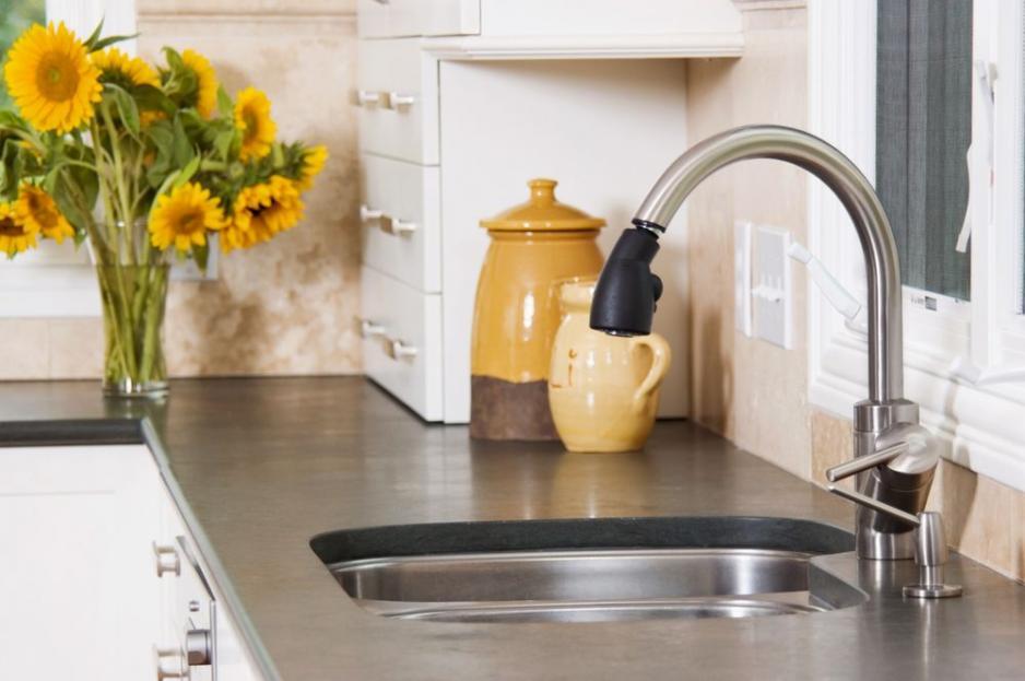 Уборка кухонных фасадов
