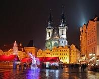 Тур в Чехию на Рождество