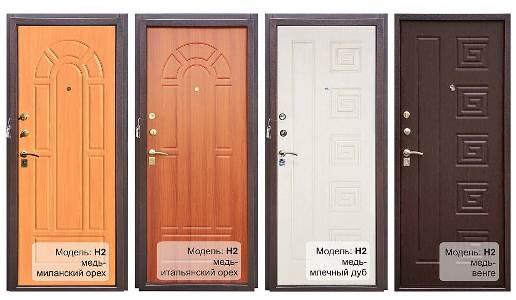 нужны входные двери