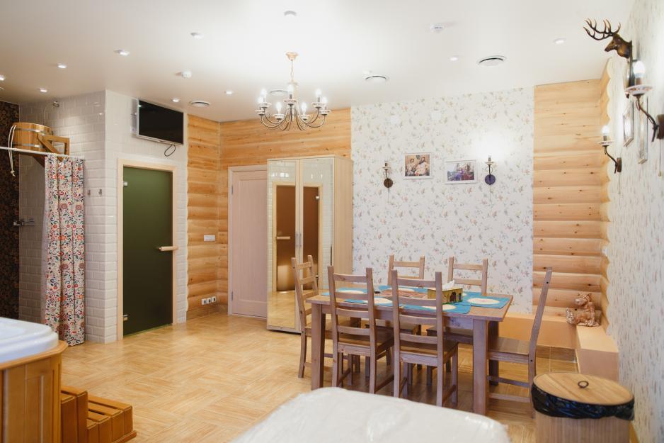 недорогие гостиницы кемерово сауна