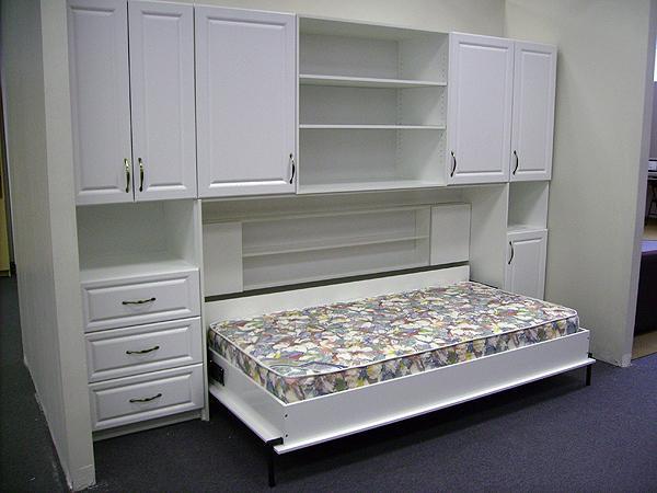 мебель на заказ шкаф-кровать