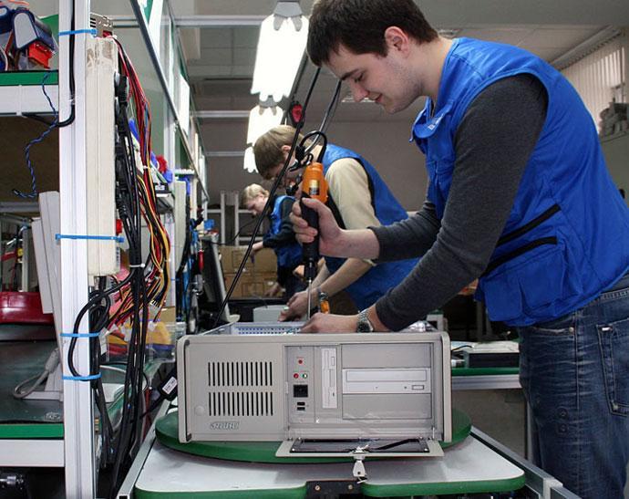 комплектующие и компьютеры