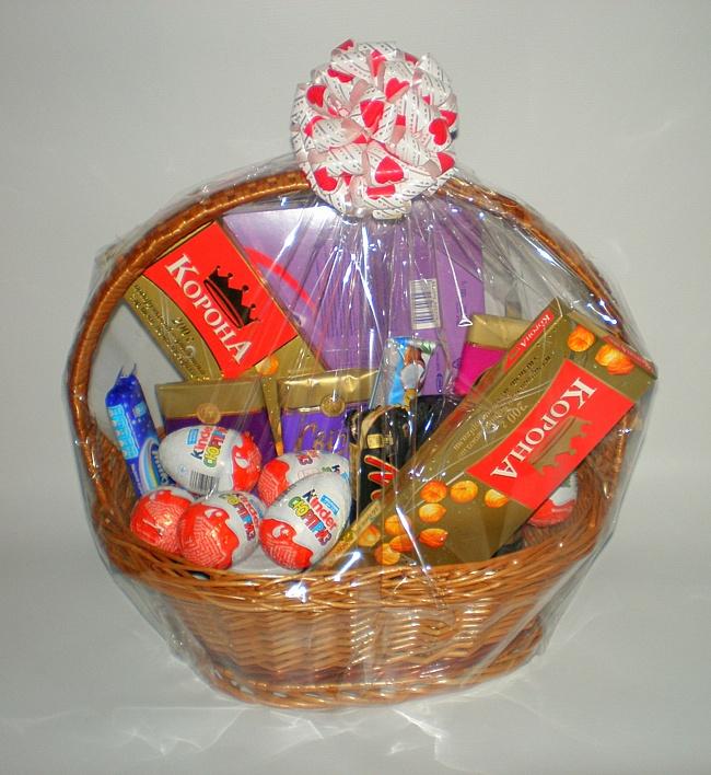 Подарки из сладостей на новый год своими