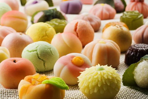 суши десерт