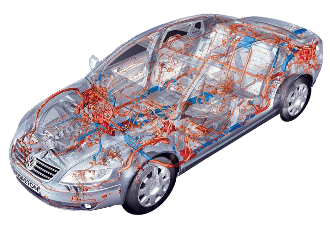 электропроводки автомобиля ремонт