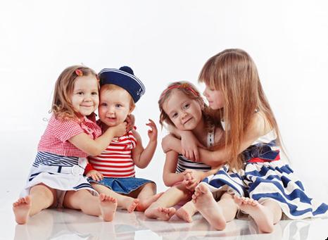 Купить детский трикотаж в розницу