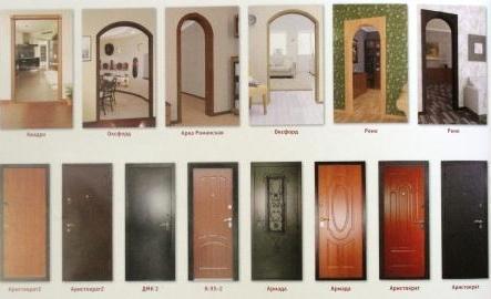 Двери дизайн орск