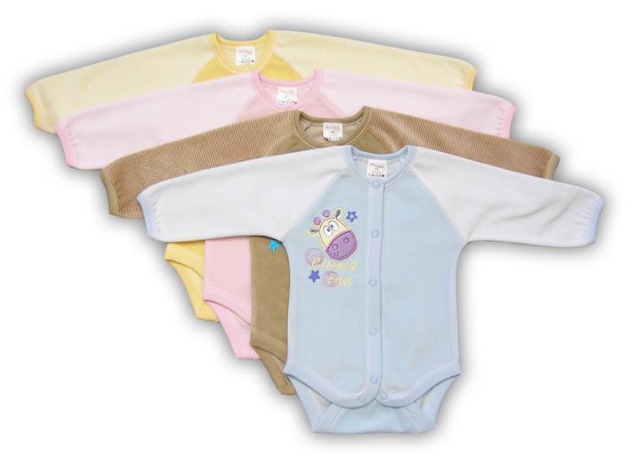 Вещи на новорожденных