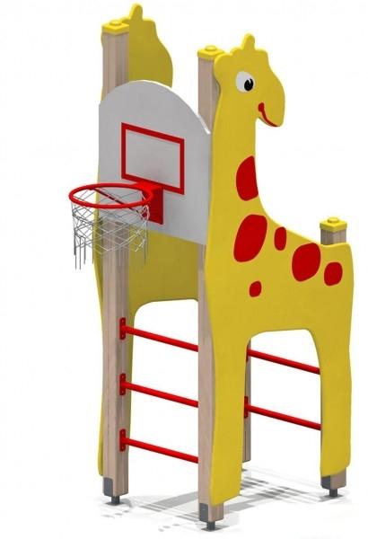 Баскетбольное кольцо для детской площадки купить