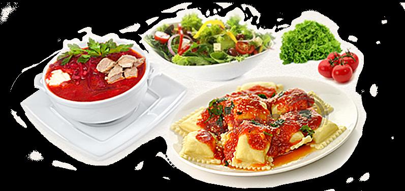 Вкусные комплексные обеды в Череповце