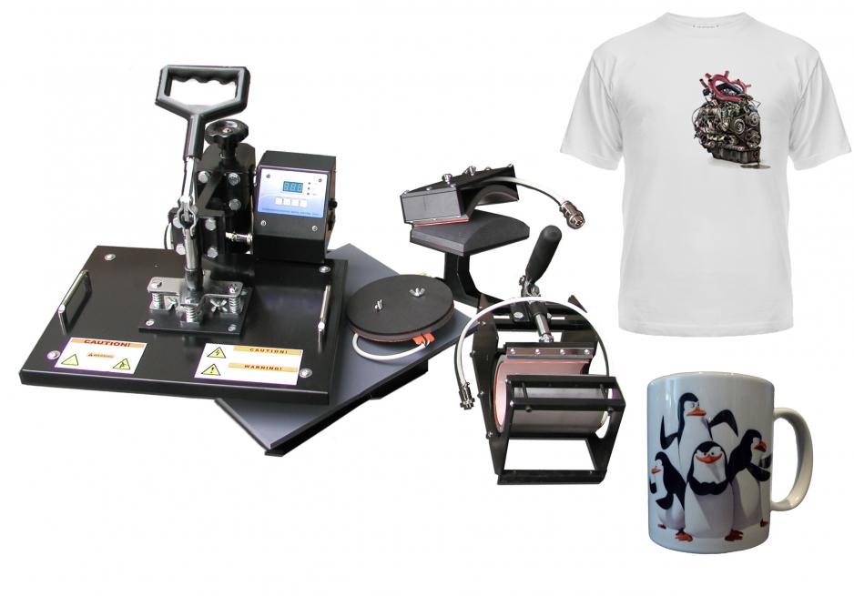 представляет себя оборудование для печать на футболках данном случае положения