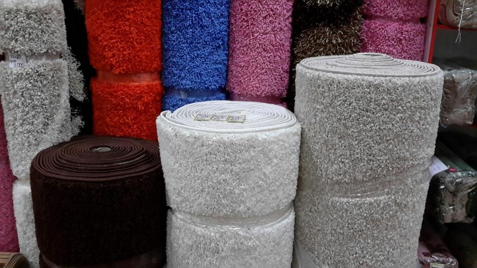 фото паласы и ковры на пол