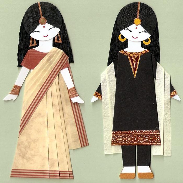 Индийская одежда