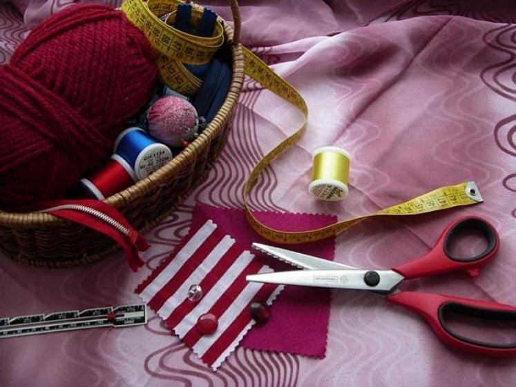 Искусство шитья одежды