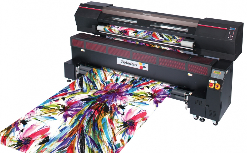 Печать для ткани