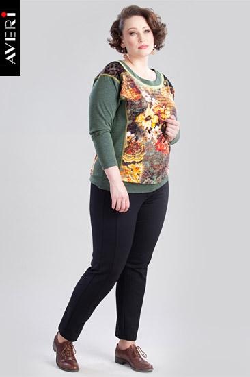 Авери Женская Одежда Больших Размеров С Доставкой