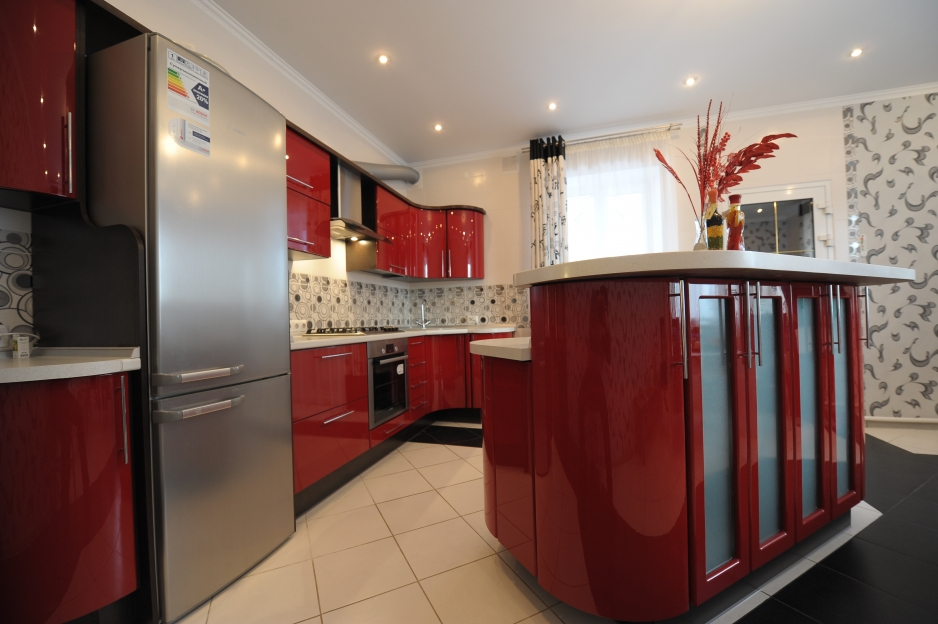 распродажа выставочных образцов кухонь дешево