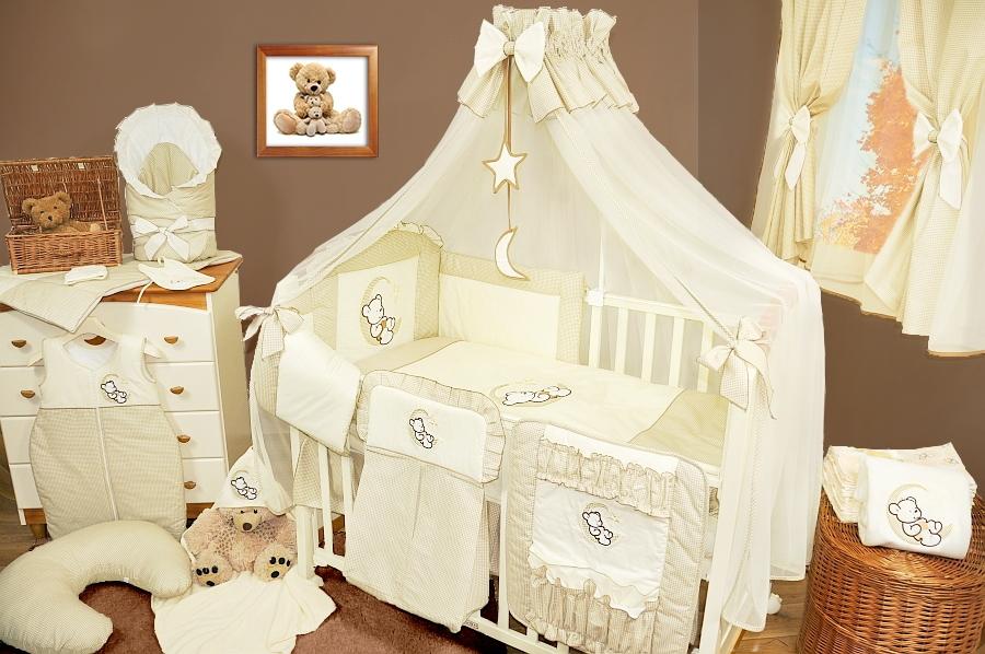 Кровать для новорожденных балдахин
