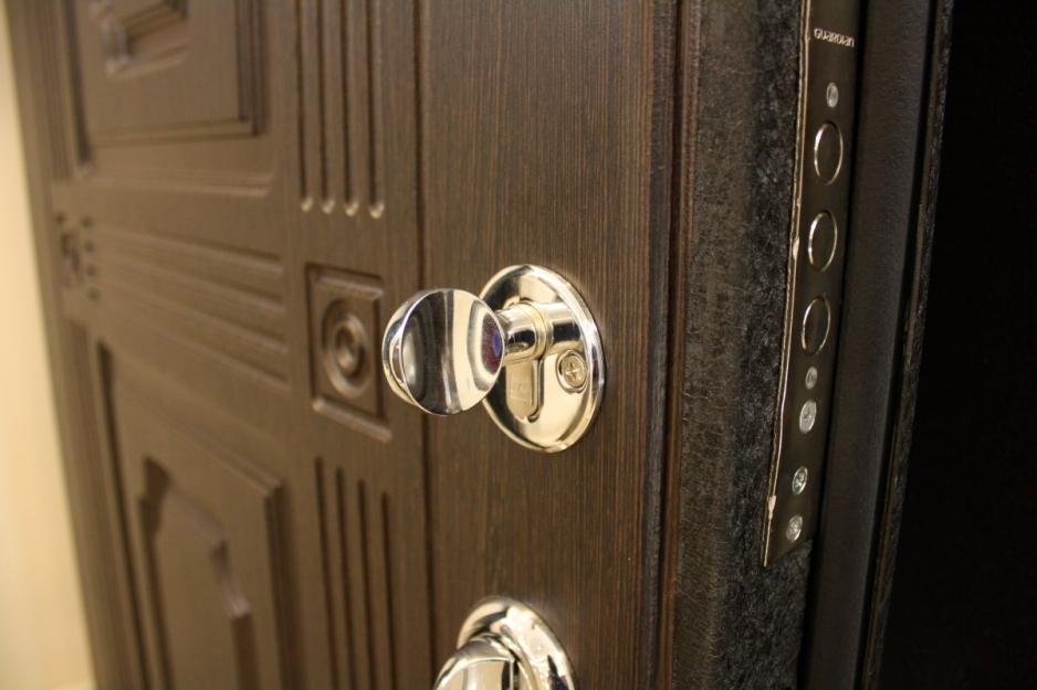 выбрать хорошую стальную дверь