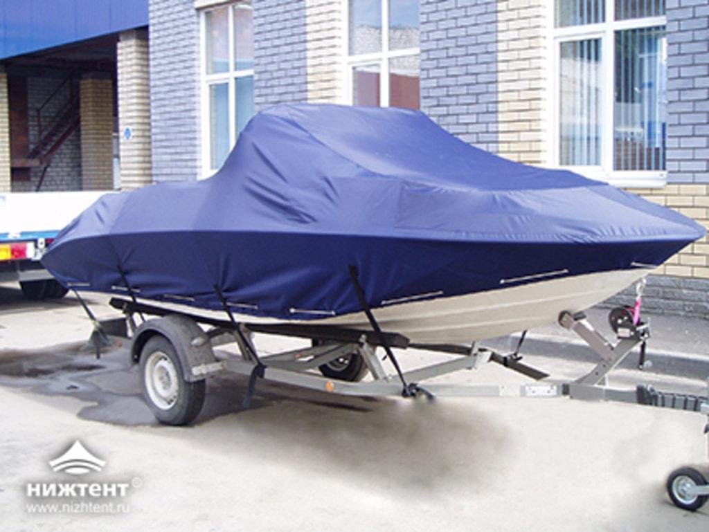 Изготовление тента для лодки