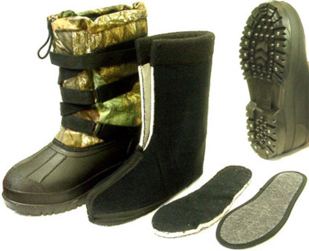 обувь рыбаков и охотников рокс