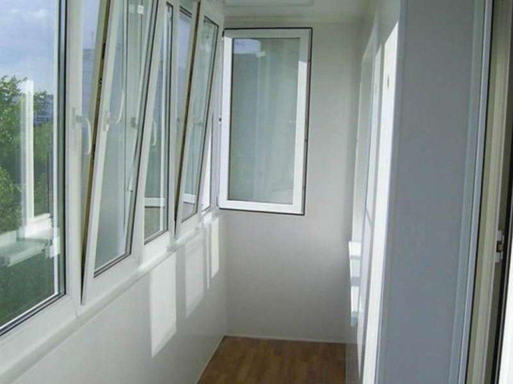Остекление балконов цены под ключ примеры..