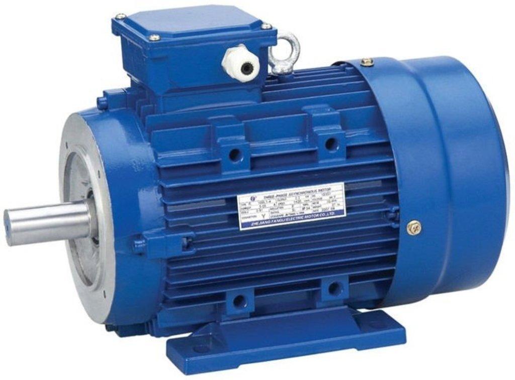 Электродвигатель c тормозом ATB IM:B3