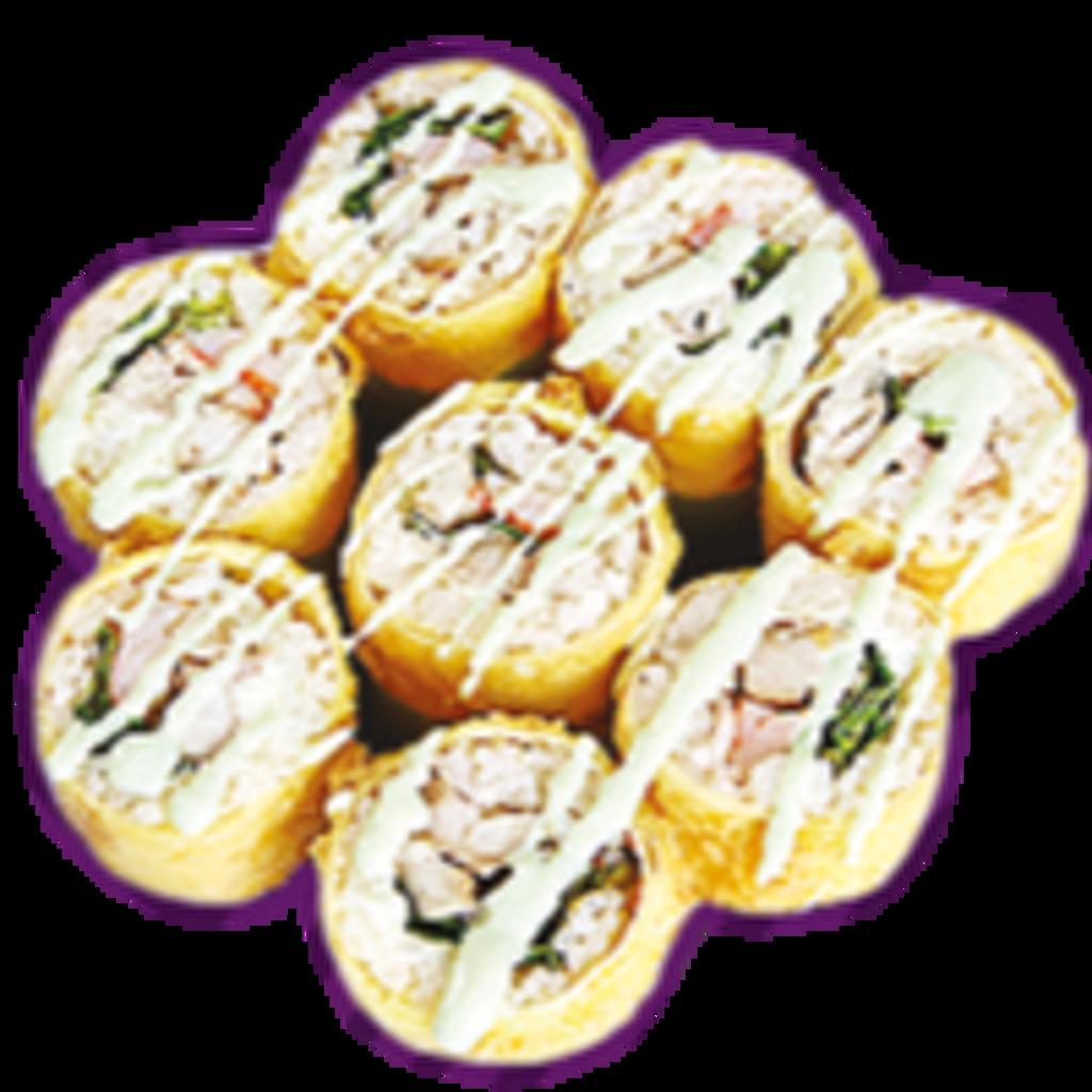 Ролл темпура рецепт пошагово