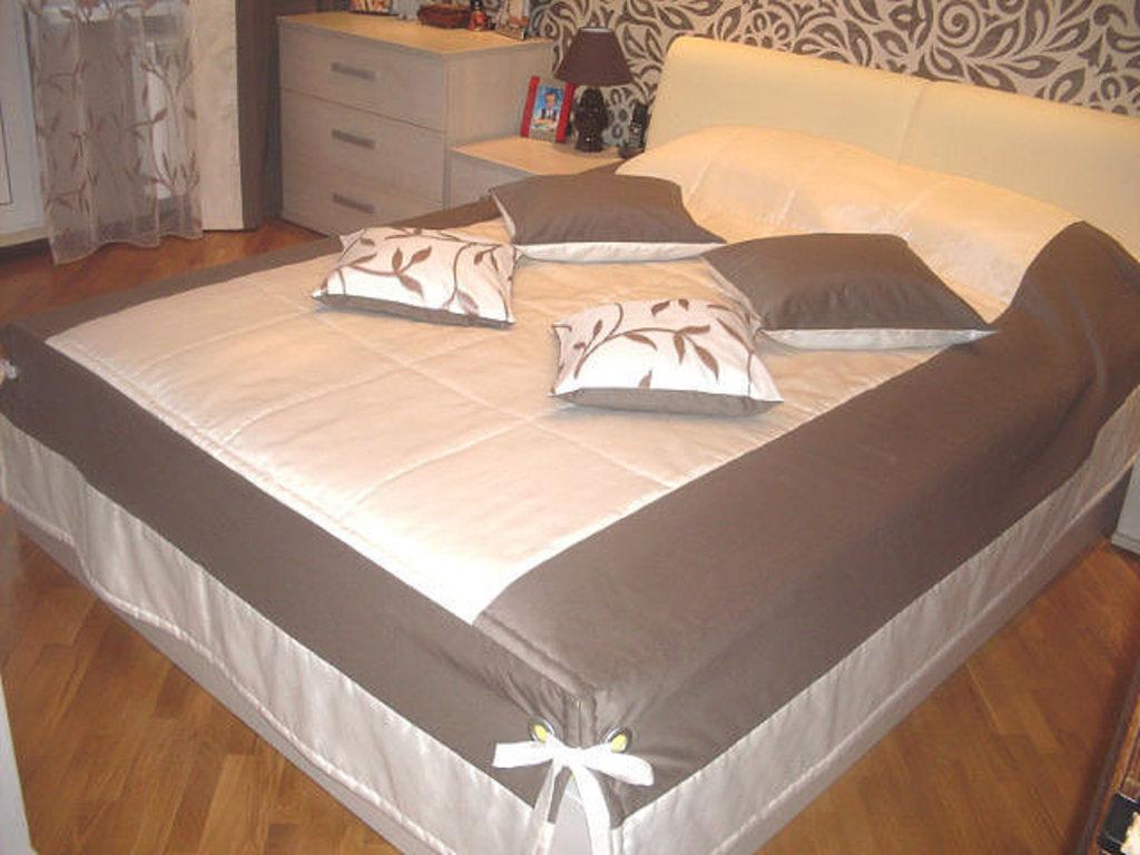 Идеи покрывала на кровать своими руками