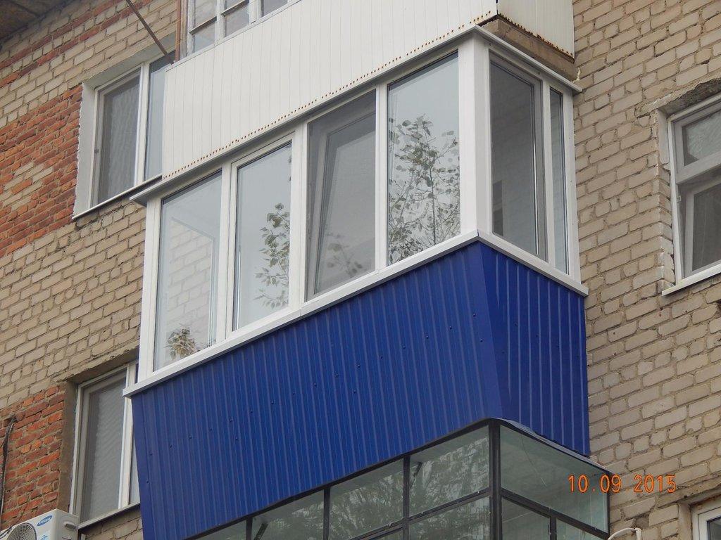 Устройство балконов, лоджий: евробалконы любой сложности и к.