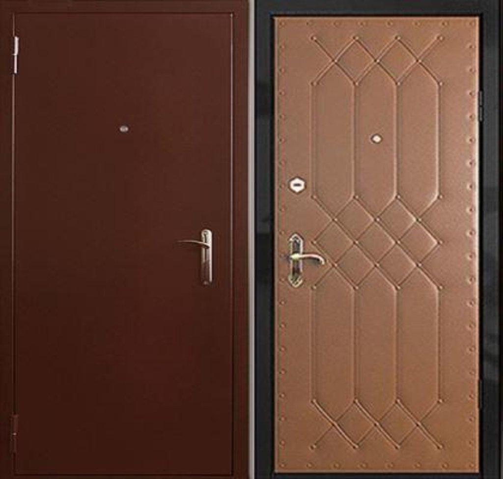 средняя стоимость входной железной двери