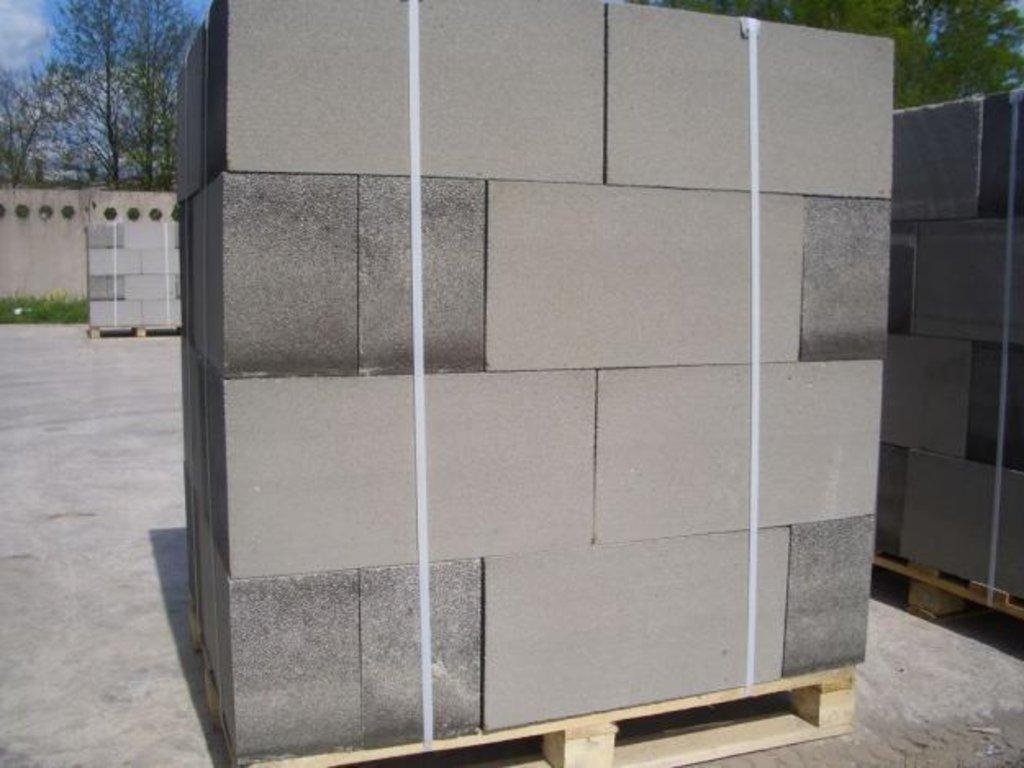 Газобетонные и пенобетонные стеновые блоки