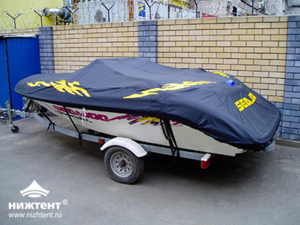 ходовые тенты на лодки пвх баджер
