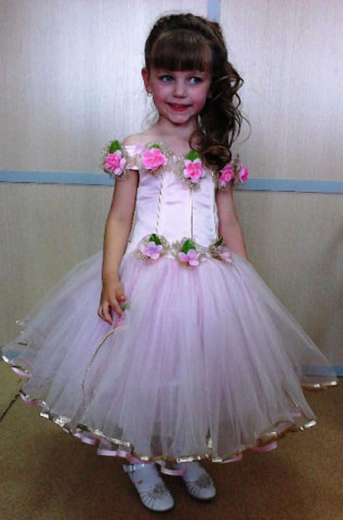 Купить Детские Бальные Платья Россия