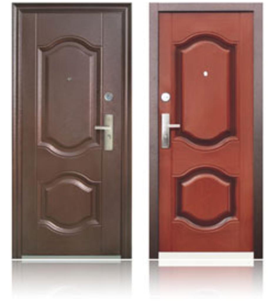 стальная дверь 90 мм
