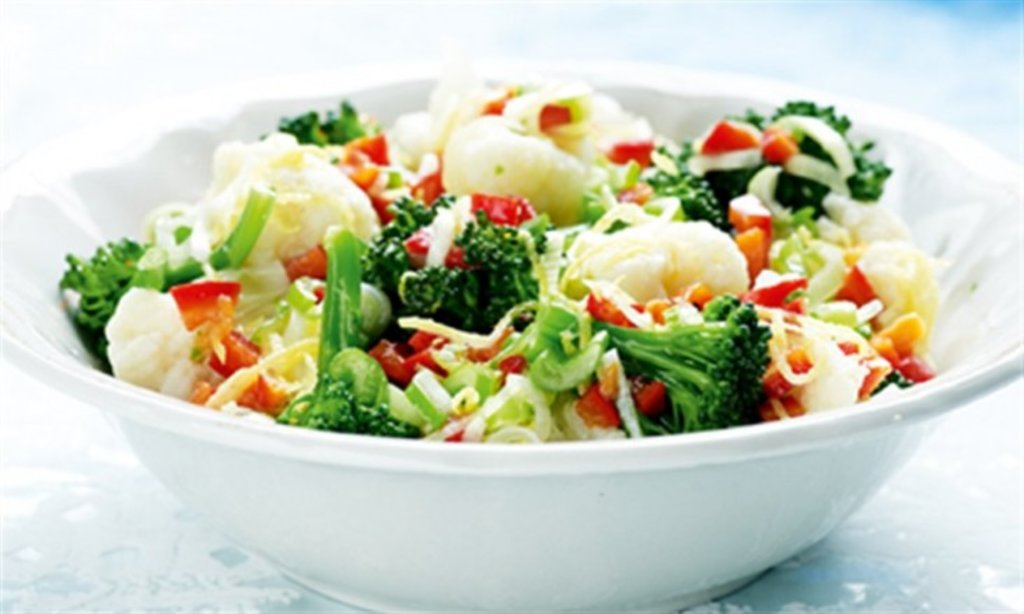 8 рецептов с цветной капустой и брокколи, рецепты Здоровая