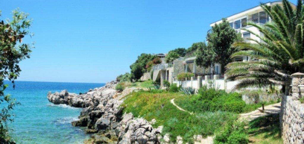 Недвижимость в черногория на побережье недорого