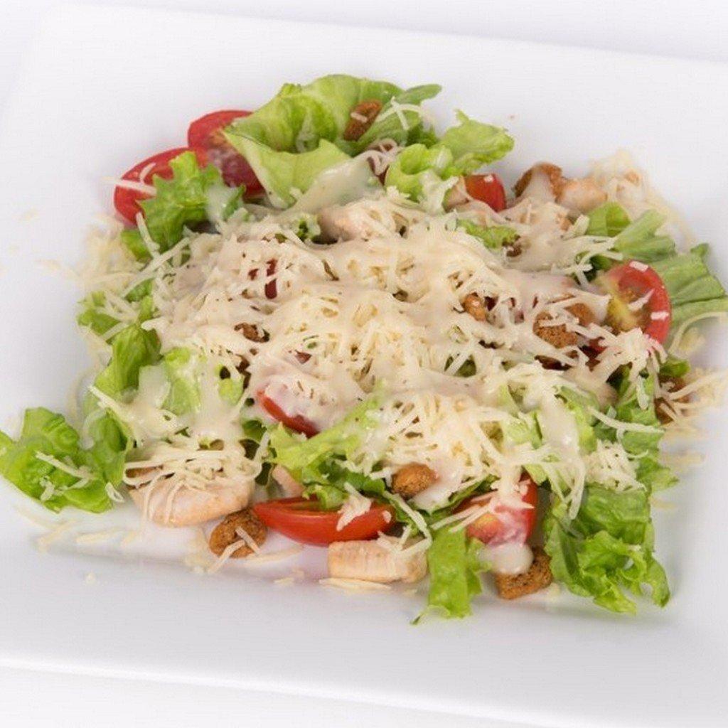 Рецепт салат цезарь с курицей и майонезом рецепт