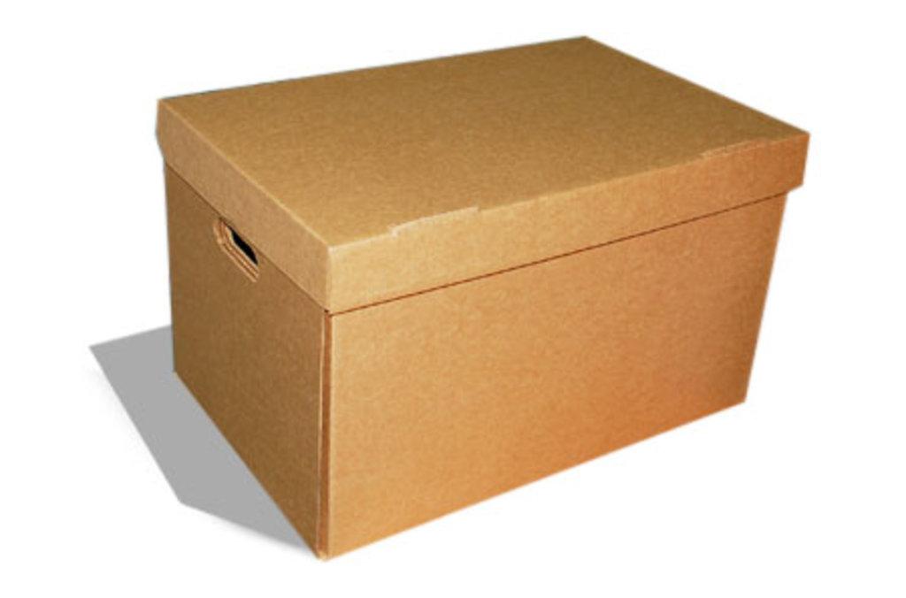 архивные коробки на заказ