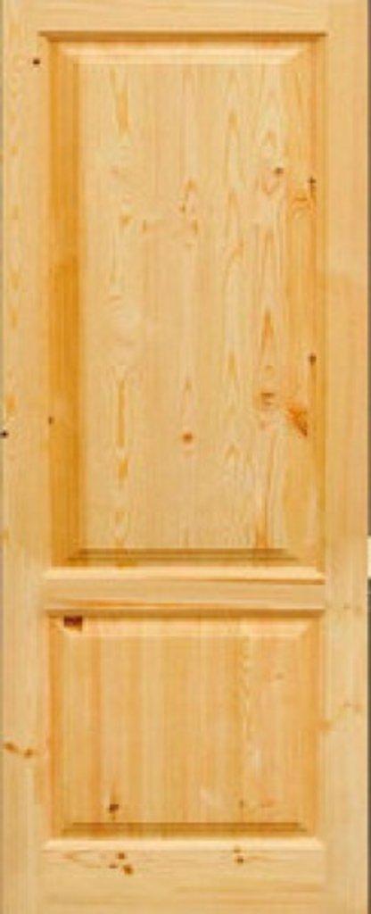 входная дверь массив сосны для дачи