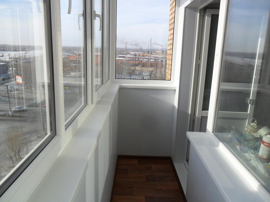 Устройство балконов, лоджий: внутренняя отделка балкона pric.