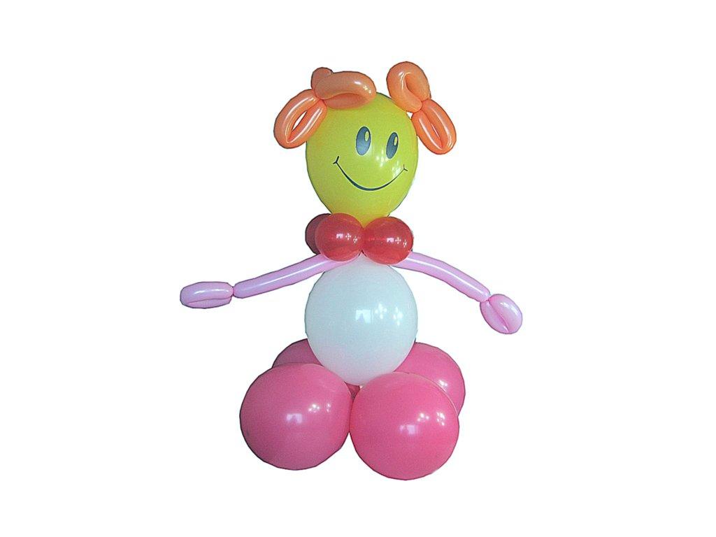 Фигура из шарика своими руками 63