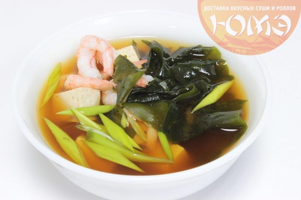 Мисо суп с креветками рецепт с фото