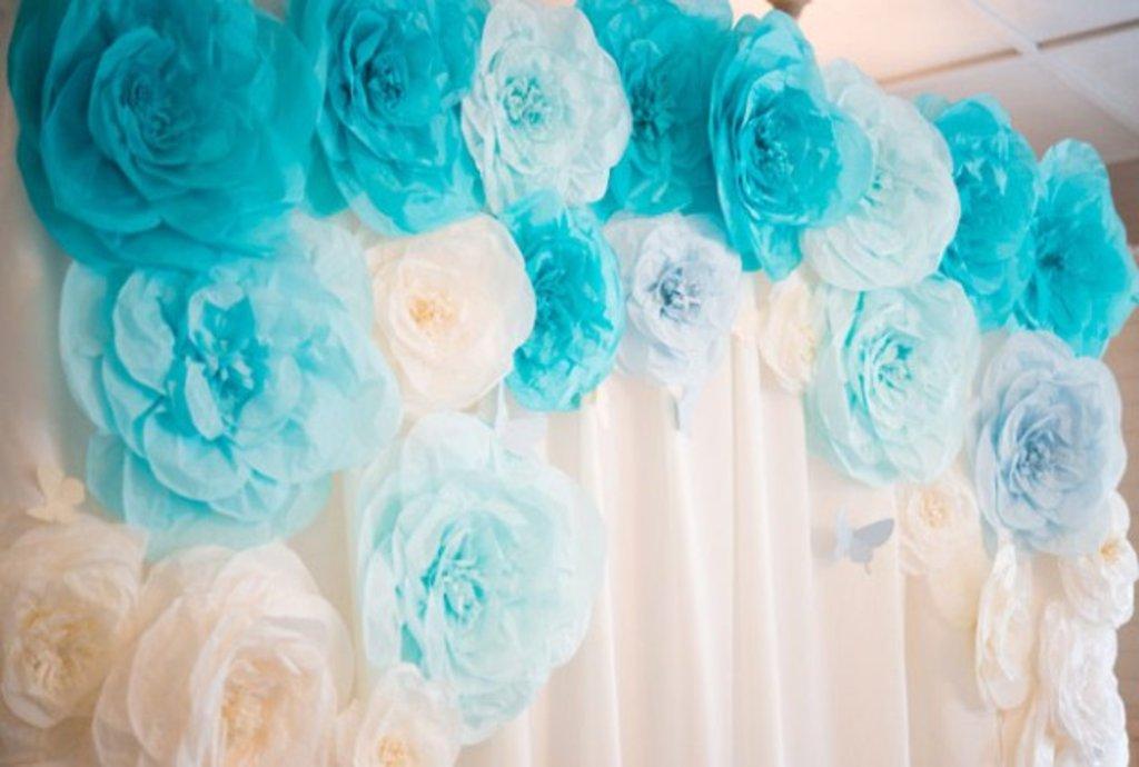 Бумажные цветы для оформления свадьбы купить подарок жене lthtdzyyfz cdflm, f