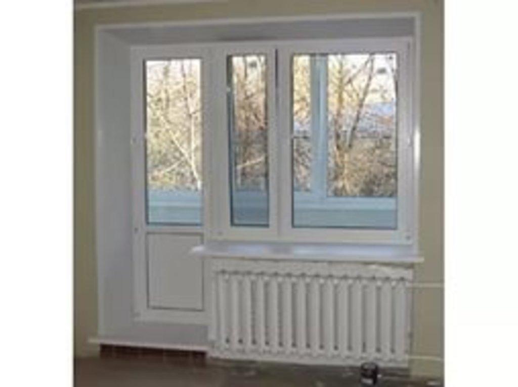 Балконы окна двери: 7091396 - окна, двери, балконы в караган.