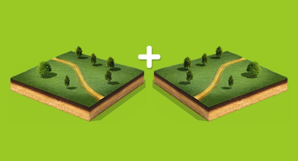 раздел и слияние земельных участков Таким вот