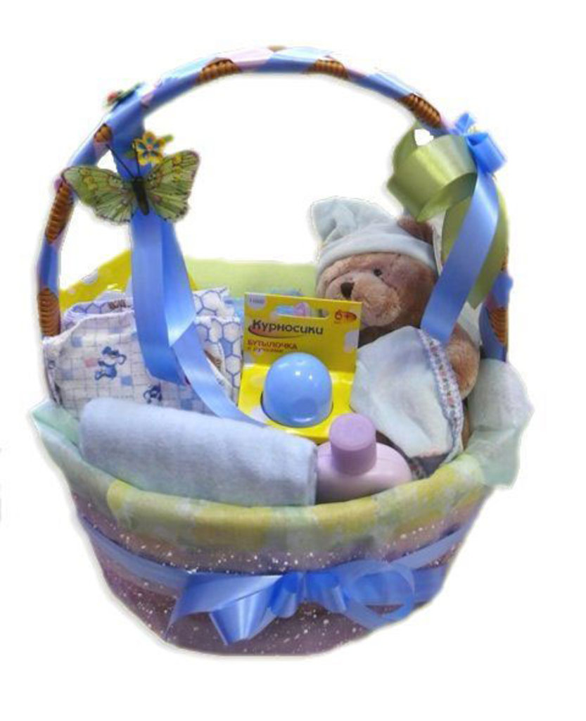 Подарок на рождение младенца 1