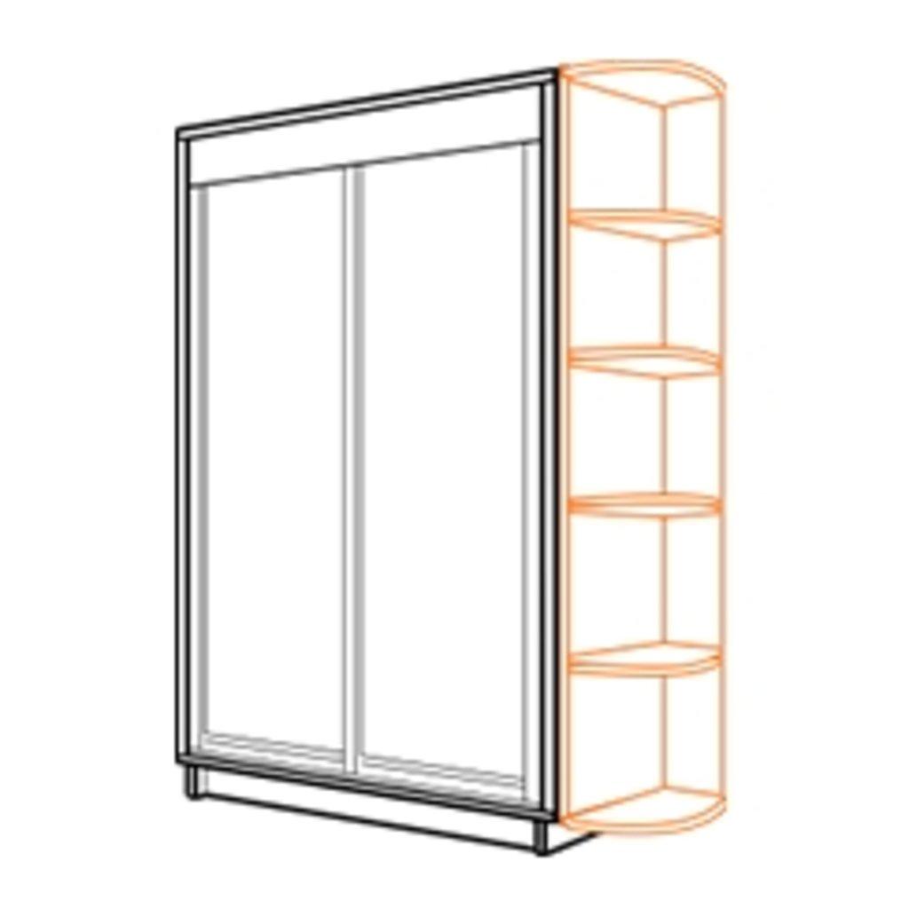 Схема сборки шкафа-купе экспресс 2 х дверный