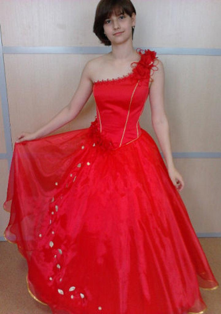 Бальное Платье Взрослое Купить